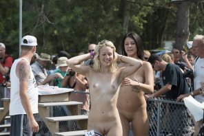 amateur photo Two girls